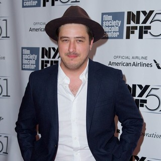 Marcus Mumford, Mumford & Sons in The 51st New York Film Festival - Inside Llewyn Davis Premiere - Arrivals