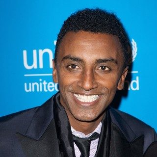 Marcus Samuelsson in 8th Annual UNICEF Snowflake Ball