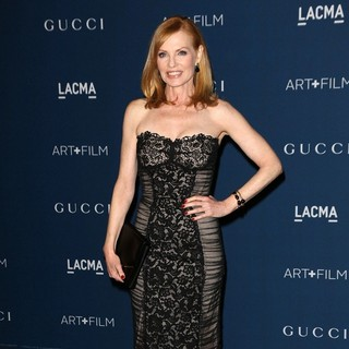 Marg Helgenberger in LACMA 2013 Art and Film Gala Honoring Martin Scorsese and David Hockney Presented by Gucci