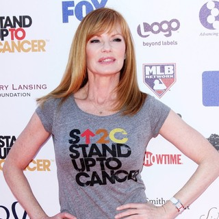 Marg Helgenberger in Stand Up To Cancer 2012 - Arrivals