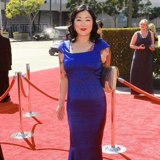 Margaret Cho in 2012 Creative Arts Emmy Awards - Arrivals