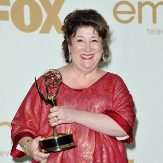 Margo Martindale in The 63rd Primetime Emmy Awards - Press Room