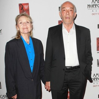 Jacqueline Margolis, Mark Margolis in Premiere Screening of FX's American Horror Story: Asylum
