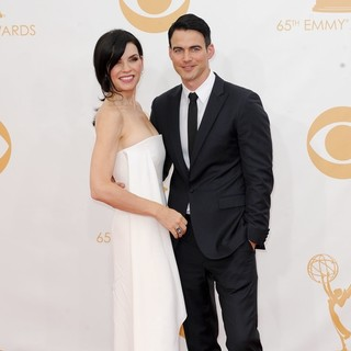 Julianna Margulies, Keith Lieberthal in 65th Annual Primetime Emmy Awards - Arrivals