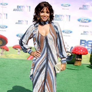 Mari Morrow in BET Awards 2011