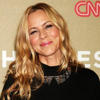 Maria Bello in CNN Heroes: An All-Star Tribute - Arrivals