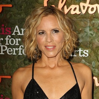 Maria Bello in Opening Night Gala of The Wallis Annenberg Center for The Performing Arts