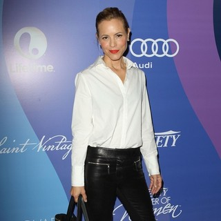 Maria Bello in Variety's 5th Annual Power of Women Event