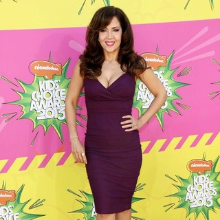 Maria Canals Barrera in Nickelodeon's 26th Annual Kids' Choice Awards - Arrivals