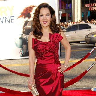 Maria Canals Barrera in Larry Crowne Los Angeles Premiere