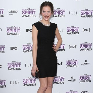 Maria Leon in 27th Annual Independent Spirit Awards - Arrivals