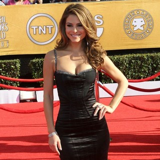 Maria Menounos in The 18th Annual Screen Actors Guild Awards - Arrivals