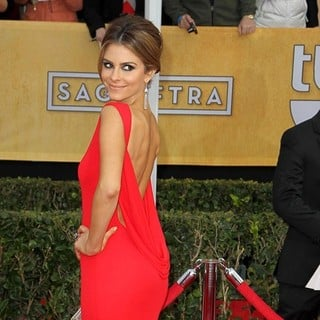 Maria Menounos in 19th Annual Screen Actors Guild Awards - Arrivals