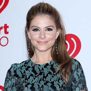 Maria Menounos in 2012 iHeartRadio Music Festival - Day 2 - Arrivals