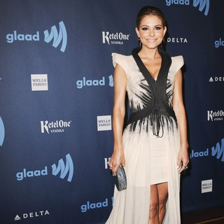 Maria Menounos in 24th Annual GLAAD Media Awards - Arrivals - maria-menounos-24th-annual-glaad-media-awards-04
