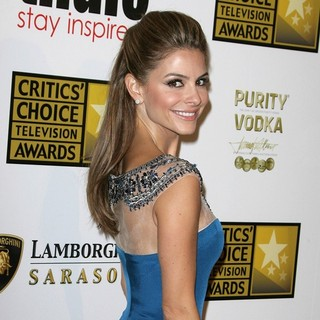 Maria Menounos in Broadcast Television Journalists Association's 3rd Annual Critics' Choice Television Awards