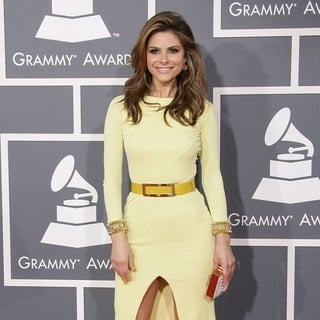 Maria Menounos in 55th Annual GRAMMY Awards - Arrivals