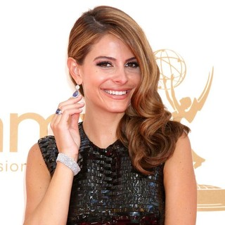 Maria Menounos in The 63rd Primetime Emmy Awards - Arrivals