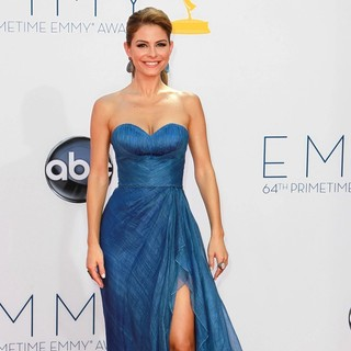Maria Menounos in 64th Annual Primetime Emmy Awards - Arrivals