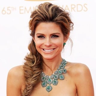 Maria Menounos in 65th Annual Primetime Emmy Awards - Arrivals