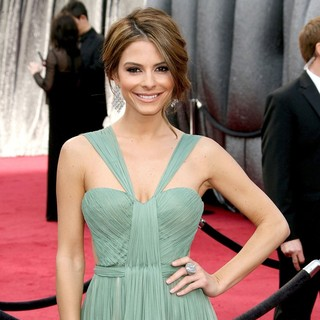 Maria Menounos in 84th Annual Academy Awards - Arrivals