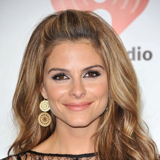 Maria Menounos in iHeartRadio Music Festival - Day 1