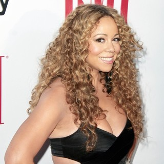 Mariah Carey in The 12th Annual BMI Urban Awards