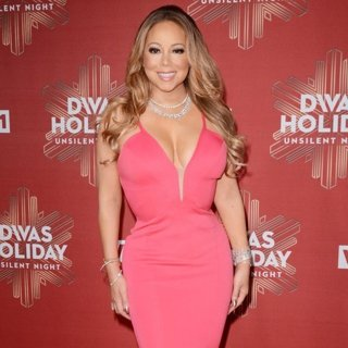 Mariah Carey-2016 VH1's Divas Holiday: Unsilent Night - Red Carpet Arrivals
