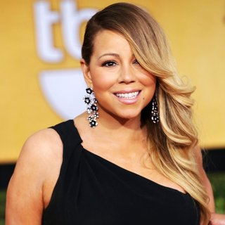 Mariah Carey - The 20th Annual Screen Actors Guild Awards - Arrivals