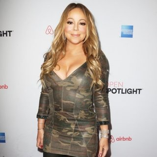 Mariah Carey - Airbnb Hosts Its 3rd Annual Community Gathering Airbnb Open