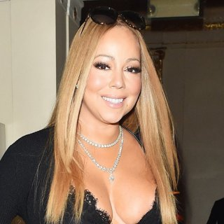 Mariah Carey at The Landmark Hotel