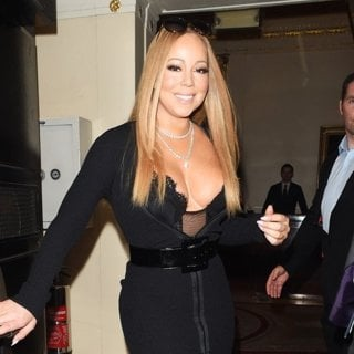 Mariah Carey-Mariah Carey at The Landmark Hotel