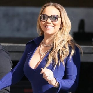 Mariah Carey for Jimmy Kimmel Live!