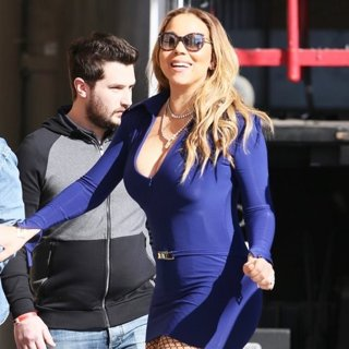 Mariah Carey-Mariah Carey for Jimmy Kimmel Live!
