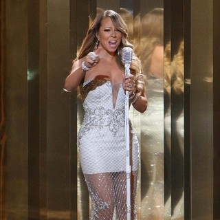 Mariah Carey - The 2013 BET Awards - Inside
