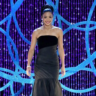 Mariah Cary in 2013 Miss America Final Competition