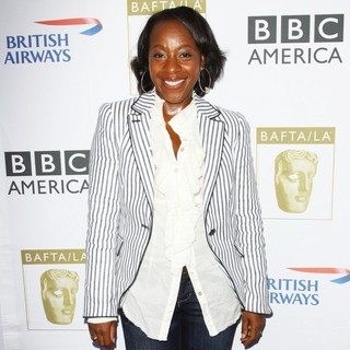Marianne Jean-Baptiste in The British Academy of Film and Television Arts-Los Angeles 7th Annual Tea Party