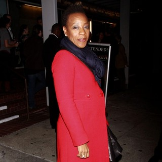 Marianne Jean-Baptiste in Opening Night Performance of The Off-Broadway Production of Tony Kushner's Angels in America
