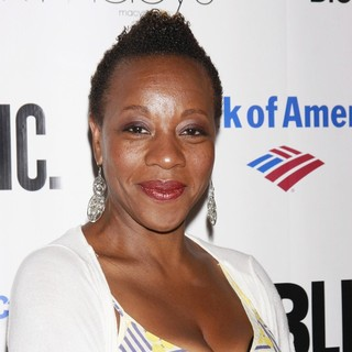 Marianne Jean-Baptiste in Opening Night of The Public Theater Production of The Winter's Tale - After Party