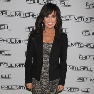Marie Osmond in The 27th Annual Paul Mitchell Hair School Caper Event