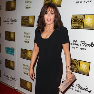 Marie Osmond in Broadcast Television Journalists Association's 3rd Annual Critics' Choice Television Awards