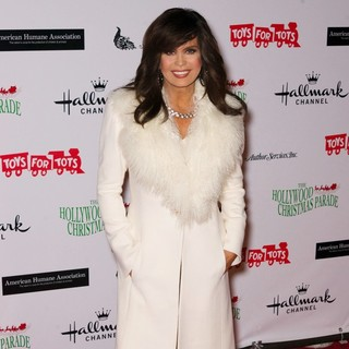 Marie Osmond in The 80th Anniversary of The Hollywood Christmas Parade Benefiting Marine Toys for Tots