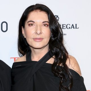 Marina Abramovic in TIME Celebrates Its TIME 100 Issue of The 100 Most Influential People in The World Gala