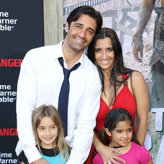 Gilles Marini, Carole Marini in The World Premiere of Disney-Jerry Bruckheimer Films' The Lone Ranger