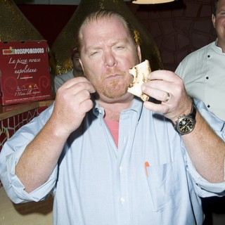 Mario Batali in Grand Opening of The Manhattan Eatery Eataly