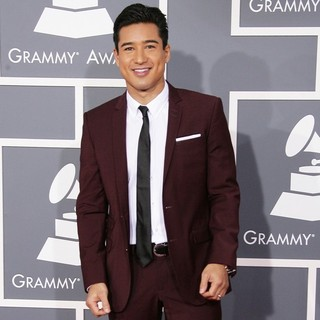 Mario Lopez in 55th Annual GRAMMY Awards - Arrivals