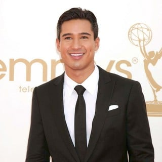 Mario Lopez in The 63rd Primetime Emmy Awards - Arrivals