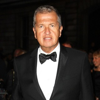 Mario Testino in GQ Men of The Year Awards 2011 - Arrivals