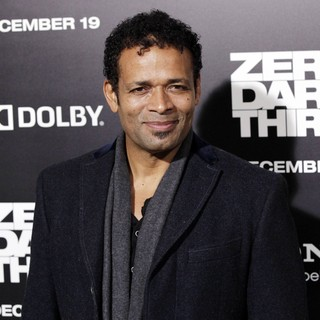 Mario Van Peebles in Los Angeles Premiere of Columbia Pictures' Zero Dark Thirty