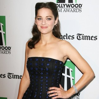 Marion Cotillard in 16th Annual Hollywood Film Awards Gala